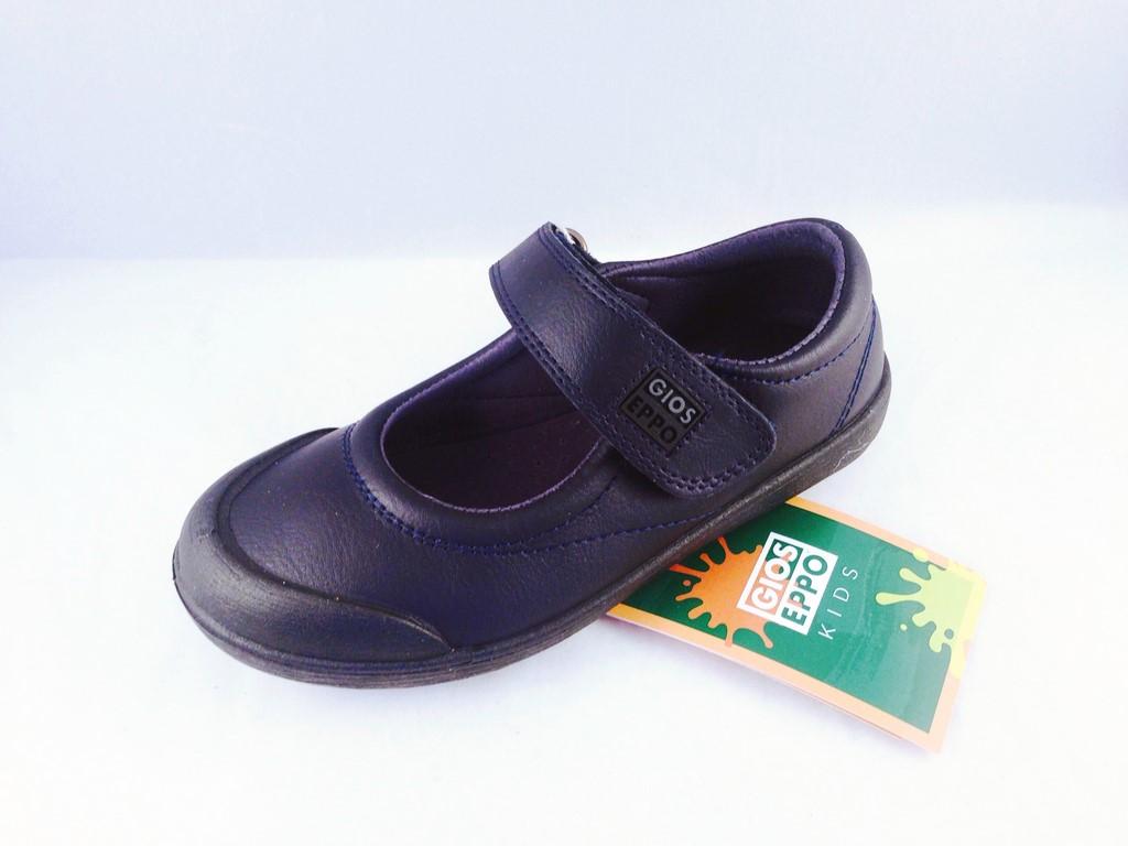 comprar baratas 1b0c8 c417d Colegial de niña Gioseppo en piel lavable en lavadora y con refuerzo