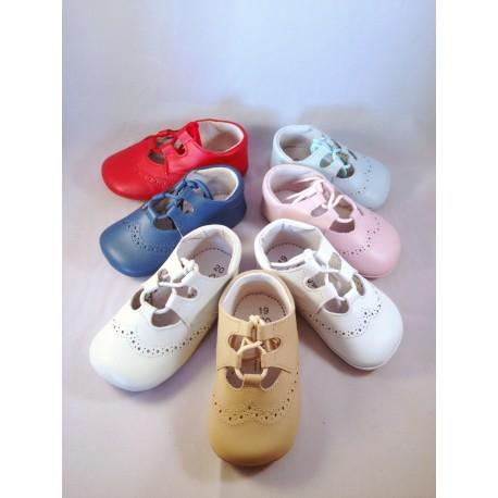 Inglesitos bebé sin suela (badana)